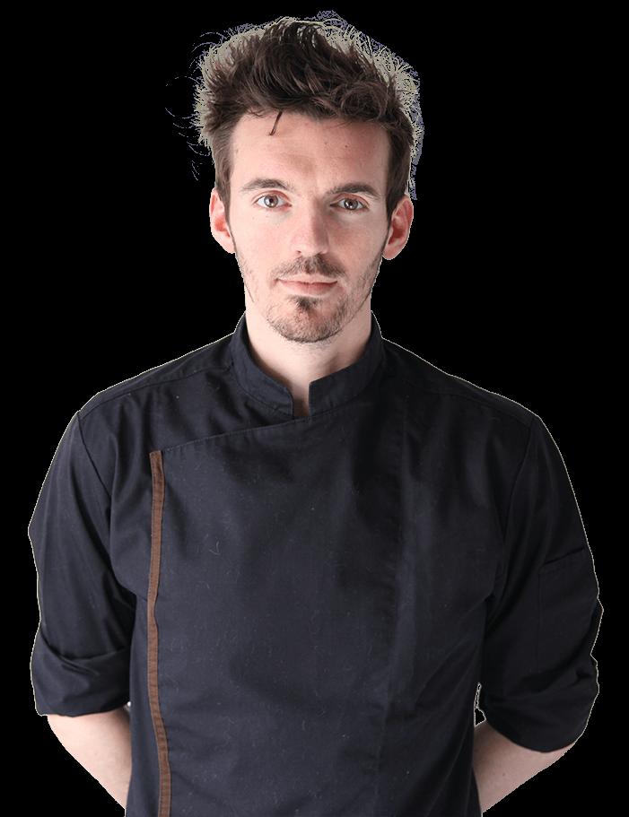 portrait Chef Maxime