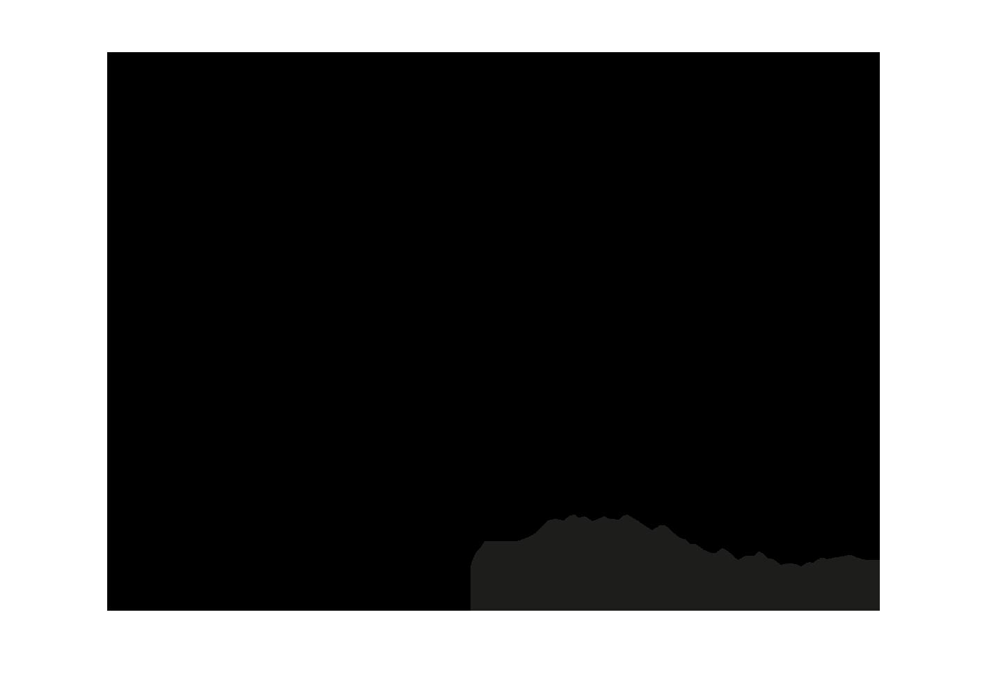 logo noir chef maxime avec toque
